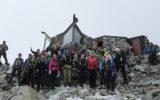 Ungdomstrinnet på fjelltur, Hedemarken friskole