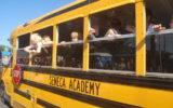 VIKTIG informasjon angående skoleskyssen: