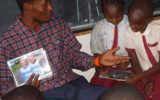 Nytt klasserom i Tanzania