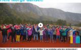 BlimE-dans fra Friskolen og hele Norge