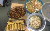 Vietnamesisk festmåltid