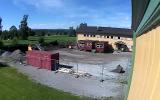 Byggingen skrider fremover